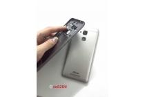 Родная оригинальная задняя крышка-панель которая шла в комплекте для ASUS ZenFone 3 Max ZC520TL 5.2 (X008D Z01B) чёрного цвета