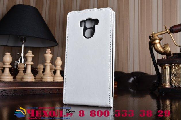 """Фирменный вертикальный откидной чехол-флип для ASUS ZenFone 3 Max ZC553KL 5.5"""" Золотое Цветение  белый"""