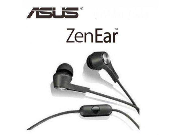 Фирменные оригинальные наушники-вкладыши Asus ZenEar (AHSU001) с микрофоном..