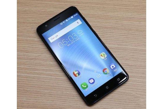 Фирменный LCD-ЖК-сенсорный дисплей-экран-стекло с тачскрином на телефон Asus ZenFone 3 Zoom ZE553KL 5.5 (Z01HDA) белый + гарантия