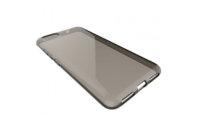 Фирменная ультра-тонкая полимерная из мягкого качественного силикона задняя панель-чехол-накладка для sus Zenfone 3S Max ZC521TL 5.2 черная