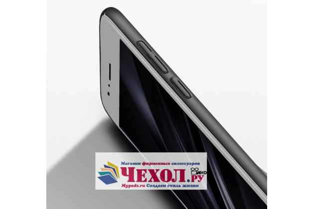 """Фирменная задняя панель-крышка-накладка из тончайшего и прочного пластика для ASUS ZenFone 4 Max ZC520KL (A006/4A032RU) 5.2"""" / Android 7.0 черная"""