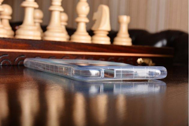 Фирменная ультра-тонкая полимерная из мягкого качественного силикона задняя панель-чехол-накладка для Asus Zenfone 4 Max ZC554KL 5.5 бабочка