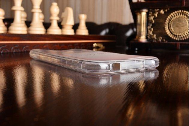 Фирменная ультра-тонкая полимерная из мягкого качественного силикона задняя панель-чехол-накладка для Asus Zenfone 4 Max ZC554KL 5.5 башня