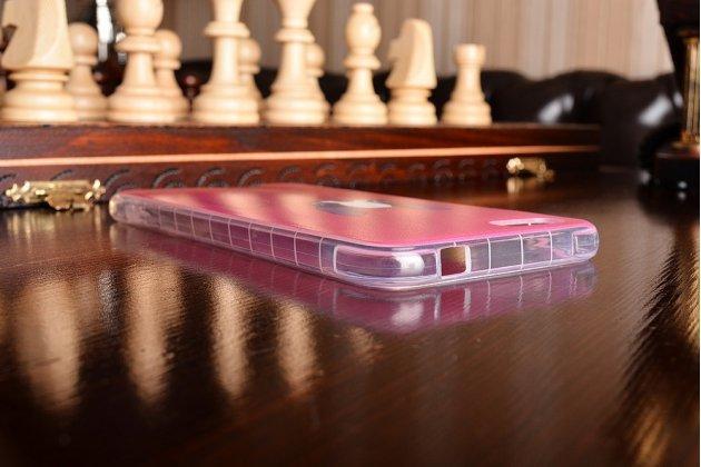 Фирменная ультра-тонкая полимерная из мягкого качественного силикона задняя панель-чехол-накладка для Asus Zenfone 4 Max ZC554KL 5.5 собака