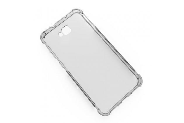 Фирменная ультра-тонкая полимерная из мягкого качественного силикона задняя панель-чехол-накладка для ASUS ZenFone 4 Selfie ZD553KL прозрачная