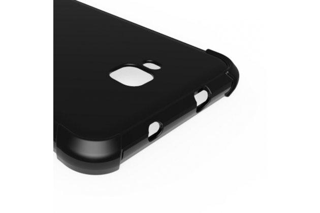 Фирменная ультра-тонкая полимерная из мягкого качественного силикона задняя панель-чехол-накладка для ASUS ZenFone 4 Selfie ZD553KL черная