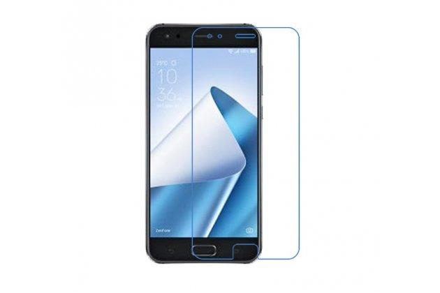 Фирменная оригинальная защитная пленка для телефона ASUS ZenFone 4 ZE554KL глянцевая