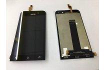 Фирменный LCD-ЖК-сенсорный дисплей-экран-стекло с тачскрином на телефон Asus Zenfone Go 4.5 ZB452KG (X014D) черный + гарантия