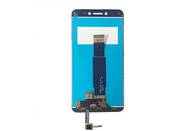 Фирменный LCD-ЖК-сенсорный дисплей-экран-стекло с тачскрином на телефон ASUS ZenFone Live ZB501KL белый + гарантия