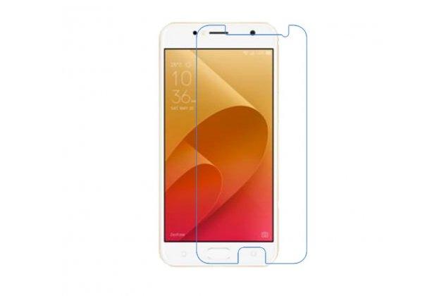 Фирменная оригинальная защитная пленка для телефона ASUS ZenFone Live ZB553KL (5G082RU) 5.5 / Android 7.0 глянцевая