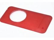 Родная оригинальная задняя крышка-панель которая шла в комплекте для  ASUS ZenFone Zoom ZX551ML / ZX550ML крас..