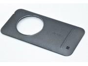 Родная оригинальная задняя крышка-панель которая шла в комплекте для  ASUS ZenFone Zoom ZX551ML / ZX550ML сера..