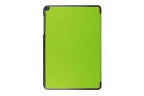 """Фирменный умный чехол самый тонкий в мире для Asus ZenPad Z10 ZT500KL"""" зеленый пластиковый Италия"""
