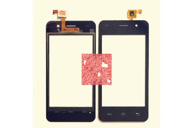 Фирменное сенсорное-стекло-тачскрин на Билайн Смарт6 черный + инструменты для вскрытия + гарантия