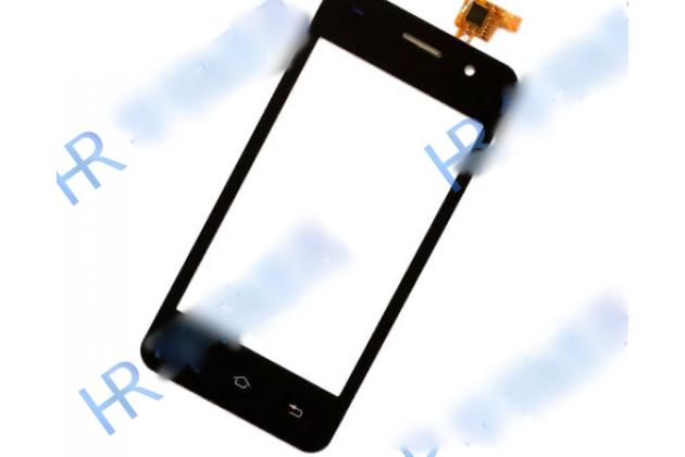 Фирменное сенсорное-стекло-тачскрин на Билайн Смарт2 черный + инструменты для вскрытия + гарантия