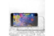 Фирменная ультра-тонкая полимерная из мягкого качественного силикона задняя панель-чехол-накладка для BlackBerry Neon/ BlackBerry DTEK50 прозрачная