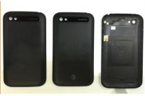 Родная оригинальная задняя крышка-панель которая шла в комплекте для BlackBerry Q20 Classic черная
