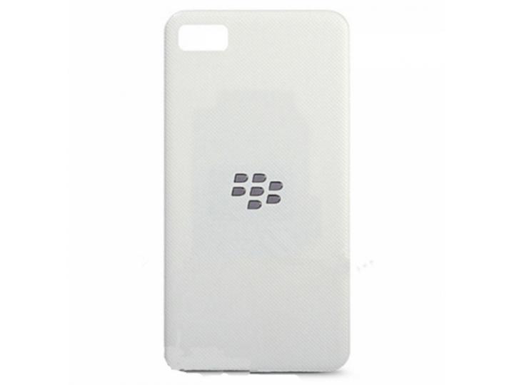 Родная оригинальная задняя крышка-панель которая шла в комплекте для Blackberry Z10 / BlackBerry Porsche Desig..