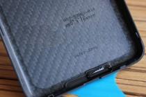 Родная оригинальная задняя крышка-панель которая шла в комплекте для Blackberry Z30 черная