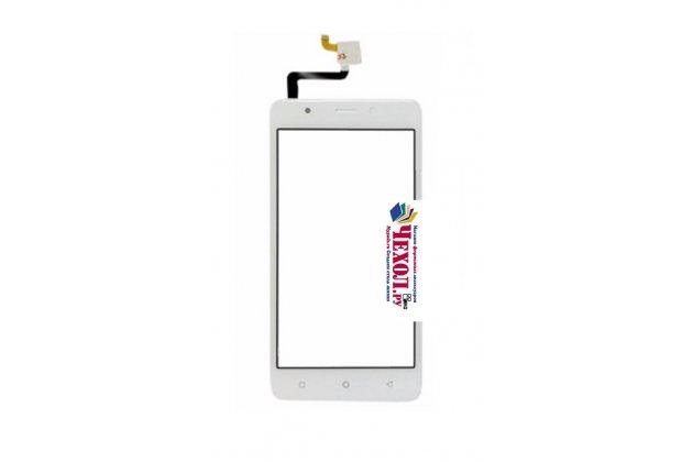 Фирменное сенсорное-стекло-тачскрин на Blackview A8 белый + инструменты для вскрытия + гарантия