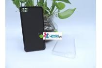 Фирменная ультра-тонкая полимерная из мягкого качественного силикона задняя панель-чехол-накладка для BQ Aquaris M4.5/16GB 1GB RAM/16GB 2GB RAM/8GB белая