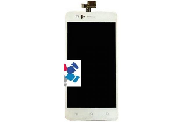 Фирменный LCD-ЖК-сенсорный дисплей-экран-стекло с тачскрином на телефон BQ Aquaris M4.5/16GB 1GB RAM/16GB 2GB RAM/8GB белый + гарантия