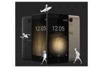 Фирменная оригинальная защитная пленка для телефона BQ Aquaris U Lite глянцевая