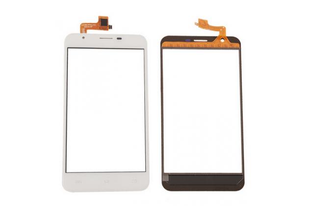 Фирменный LCD-ЖК-сенсорный дисплей-экран-стекло с тачскрином на телефон BQ Mobile BQS-5505 Amsterdam черный + гарантия