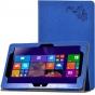 Фирменный чехол закрытого типа с красивым узором для планшета Cube i10 10.6