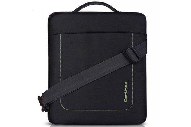 Чехол-сумка  для Cube Mix Plus с отделением для дополнительных аксессуаров из высококачественного материала черная
