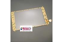 Фирменное сенсорное стекло-тачскрин на  Cube T8 Ultimate / T8 Plus белый и инструменты для вскрытия + гарантия