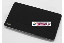 Официальный оригинальный чехол книжка подлинный с логотипом в фирменной упаковке для Cube T8 Ultimate / T8 Plus черный