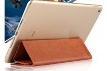 Фирменный оригинальный клатч-сумка с поставкой для Cube T8 Ultimate / T8 Plus коричневый из качественной импортной кожи
