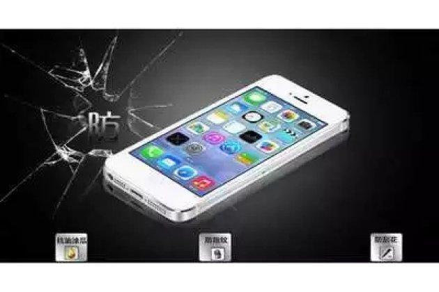 Фирменное защитное закалённое противоударное стекло премиум-класса из качественного японского материала с олеофобным покрытием для телефона CUBOT Cheetahphone