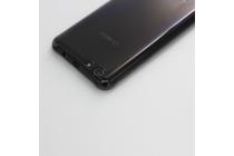 Фирменная ультра-тонкая полимерная из мягкого качественного силикона задняя панель-чехол-накладка для CUBOT Dinosaur черная