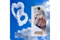 Фирменная роскошная задняя панель-чехол-накладка из мягкого силикона с объемным  3D изображением  на CUBOT Echo c с безумно красивым рисунком тематика Бриллиантовое Кольцо