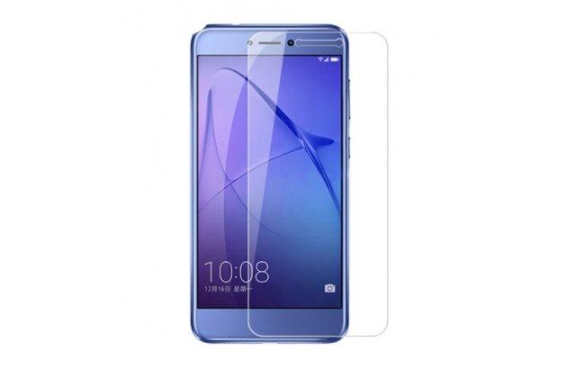 Фирменная оригинальная защитная пленка для телефона Huawei Honor 6A глянцевая