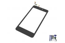 Фирменное сенсорное стекло-тачскрин на  CUBOT P6 черный и инструменты для вскрытия + гарантия