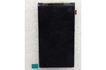 Фирменный LCD-ЖК-сенсорный дисплей-экран-стекло с тачскрином на телефон CUBOT P7 черный + гарантия