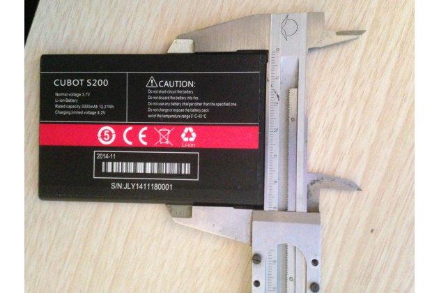 Фирменная аккумуляторная батарея 3300mAh на телефон CUBOT S200 + инструменты для вскрытия + гарантия