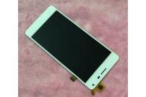 Фирменный LCD-ЖК-сенсорный дисплей-экран-стекло с тачскрином на телефон CUBOT S200 белый + гарантия