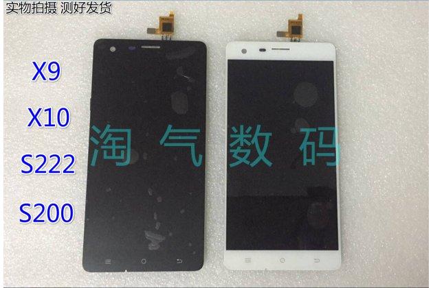 Фирменный LCD-ЖК-сенсорный дисплей-экран-стекло с тачскрином на телефон CUBOT S222 белый + гарантия