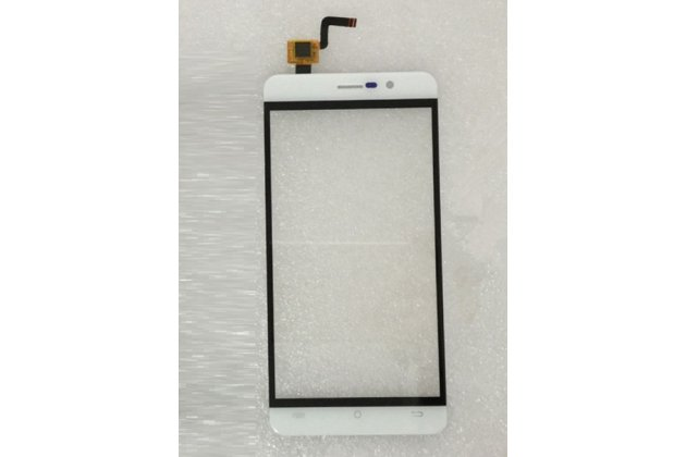 Фирменное сенсорное стекло-тачскрин на  CUBOT Z100 белый и инструменты для вскрытия + гарантия