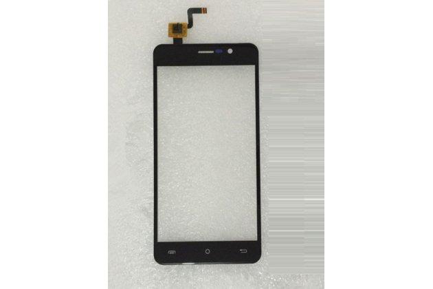 Фирменное сенсорное стекло-тачскрин на  CUBOT Z100 черный и инструменты для вскрытия + гарантия