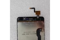 Фирменный LCD-ЖК-сенсорный дисплей-экран-стекло на телефон CUBOT Z100 черный + гарантия