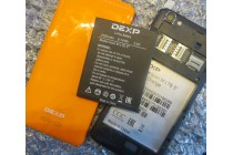 Фирменная аккумуляторная батарея 2300mAh BP-4A-I на телефон DEXP Ixion M LTE 5 + инструменты для вскрытия + гарантия
