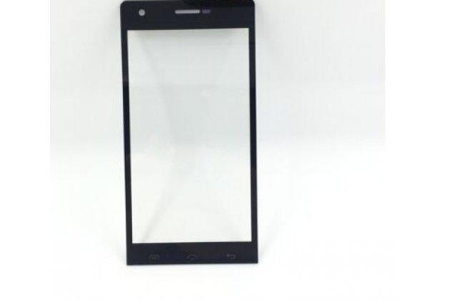 Фирменное сенсорное-стекло-тачскрин на DEXP Ixion X 4.7 черный + инструменты для вскрытия + гарантия