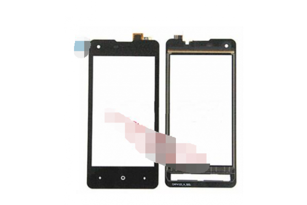 Фирменное сенсорное стекло-тачскрин на DEXP Ixion X LTE 4.5 черный + инструменты для вскрытия + гарантия