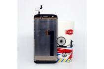 Фирменный LCD-ЖК-сенсорный дисплей-экран-стекло с тачскрином на телефон Doogee F3/F3 Pro черный + гарантия